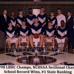 1998 EBHS Team Pic