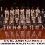 2000 UT Team Pic