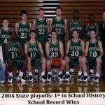 2004 GHS Team Pic
