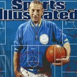 Basketball Coach John Wooden