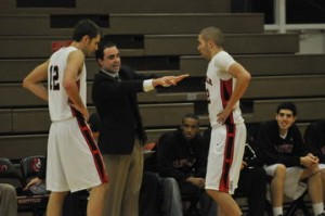 Maryville University Basketball Coach Kevin Carroll