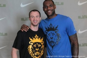Basketball Strength Coach Alan Stein