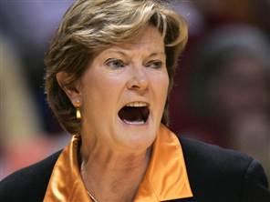 Tennessee Women's Basketball Coach Pat Summitt
