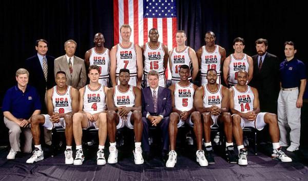 Dream Team 1992 USA Basketball