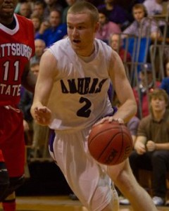 Aaron Toomey, 2013 DIII Player of the Year