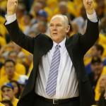 NBA Head Coach George Karl