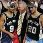 NBA Head Coach Gregg Popovich