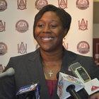 Head Women's Basketball Coach Semeka Randall