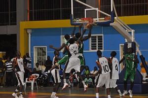 Tanzanian Basketball