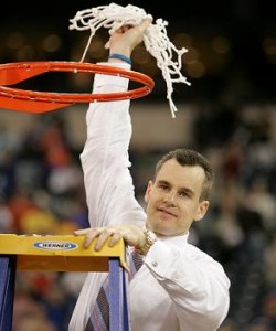 Coach Billy Donovan