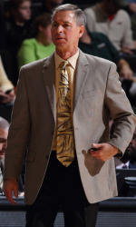 Coach Jeff Bzdelik