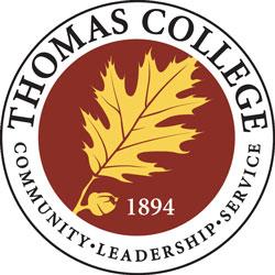 Thomas College Logo